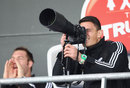 Sonny Bill Williams turns his hand to photography