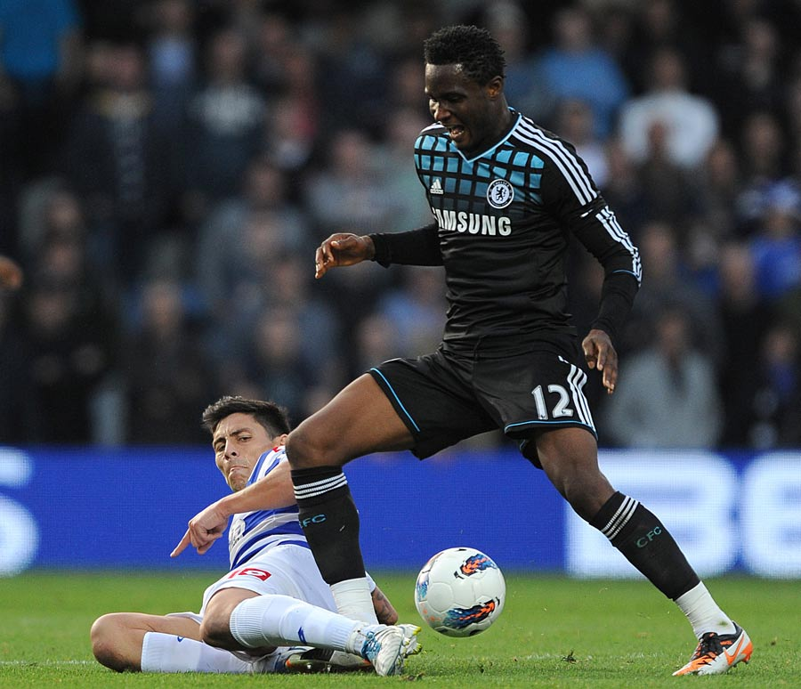 30653 - Everyone at Chelsea in danger of the axe - Mikel