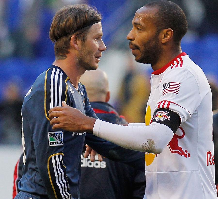 30920 - Henry shares Beckham's desire - Wenger