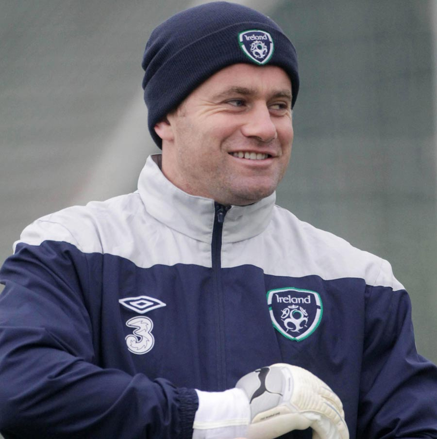 31365 - Shay Given fit for Euro 2012