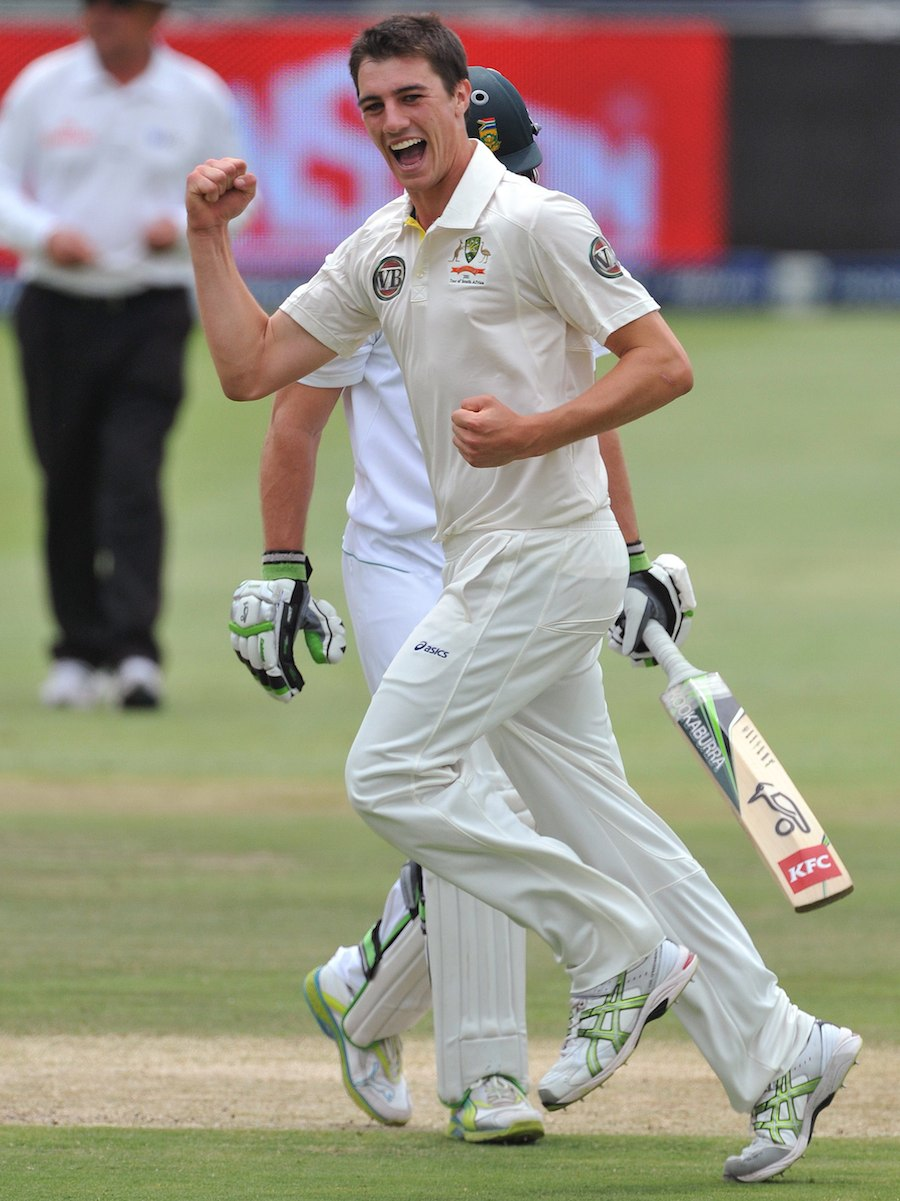 31726 - Australia tour of South Africa 2011/12
