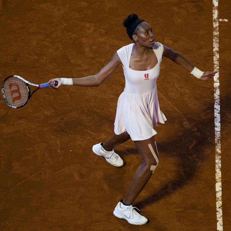 31900 - Venus Williams out of Australian Open