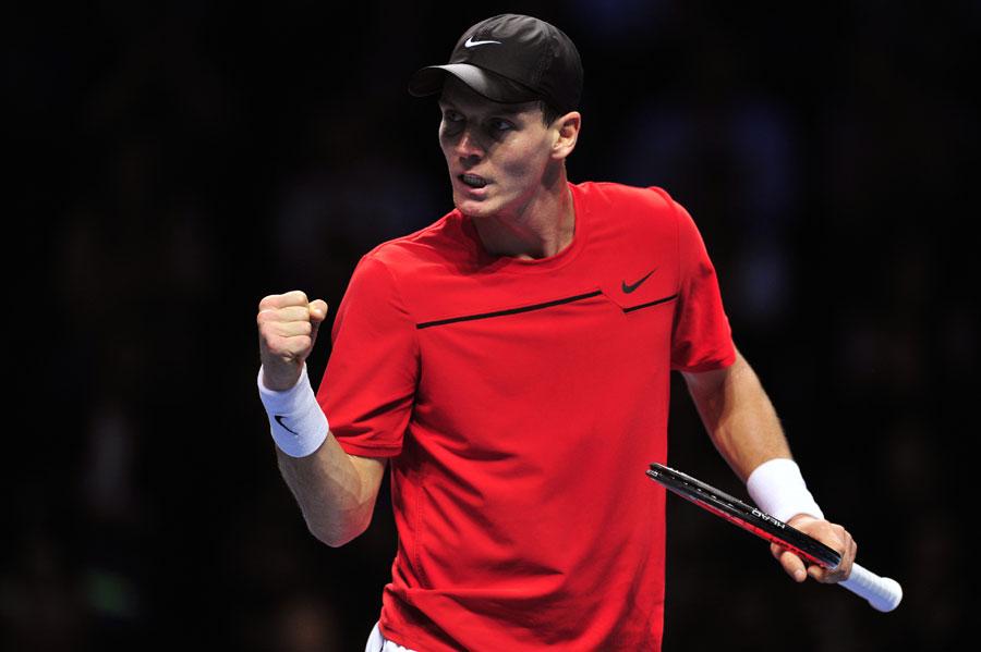 31962 - Berdych beats Ferrer to dump out Djokovic