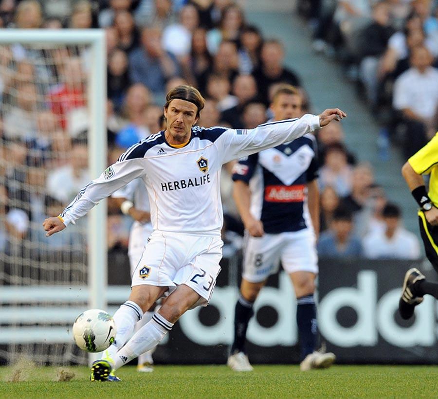 32347 - Leonardo uncertain over Beckham deal