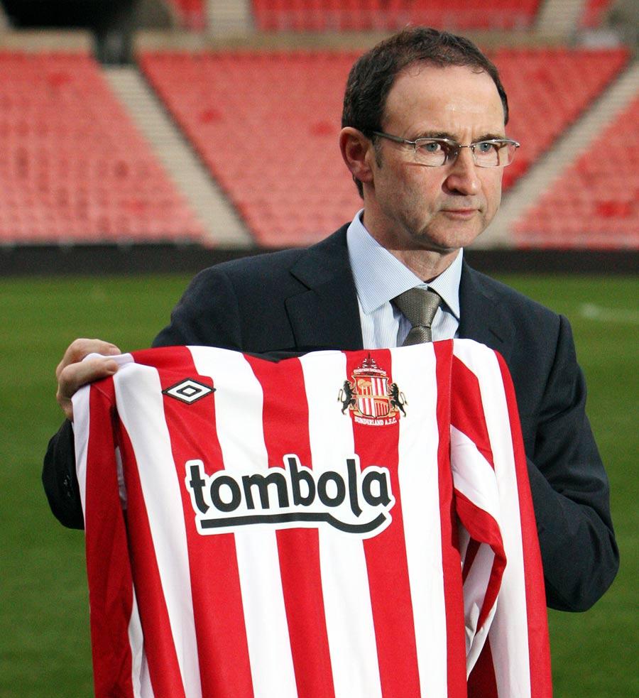 32353 - I want Sunderland to play like Barcelona - O'Neill