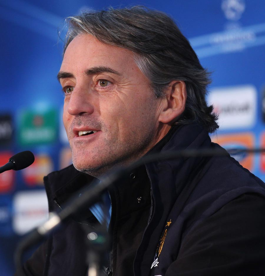 32388 - Mancini tips AVB to succeed at Chelsea
