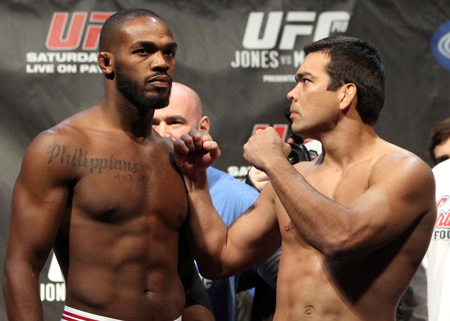 UFC at The Lot on Washington TONIGHT 12/10/2011 Jones vs Machida