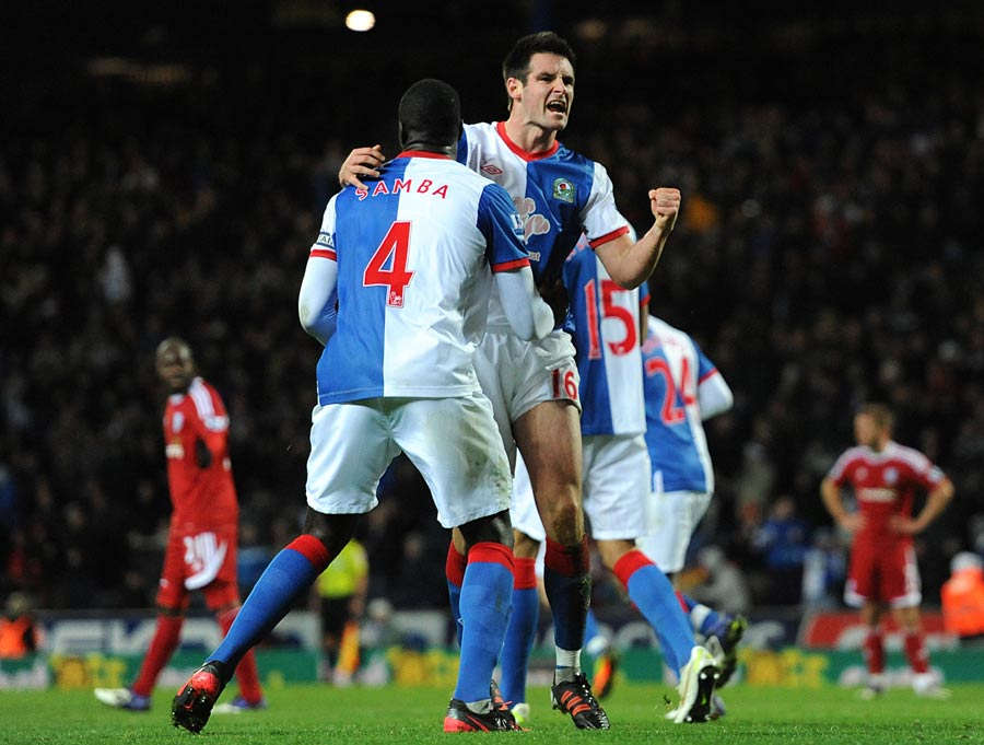 32709 - Dann gives Rovers fitness boost