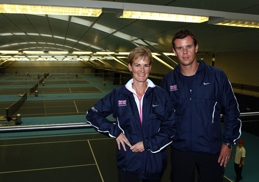 32770 - Murray targets Fed Cup promotion