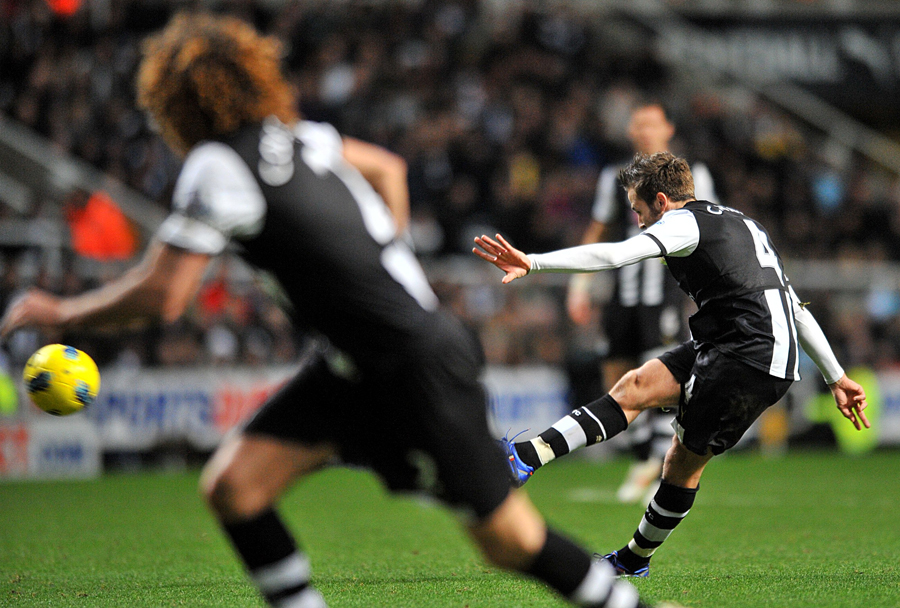 33205 - Cabaye hit with FA charge
