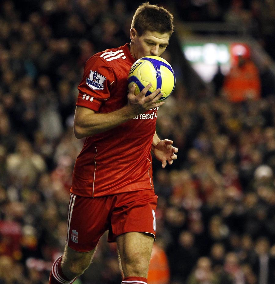 33265 - New Liverpool contract may not be Gerrard's last