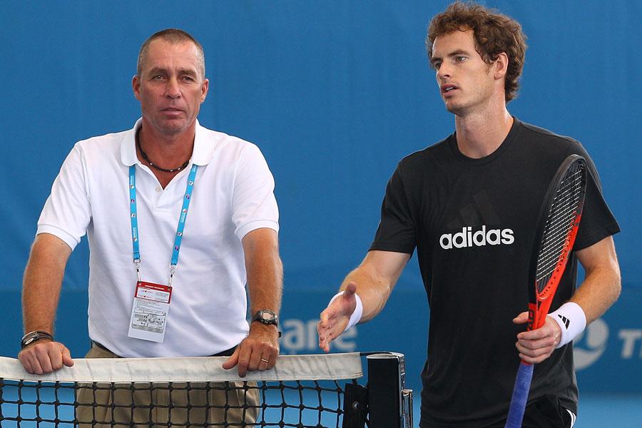 33269 - Murray closer to slam with Lendl - Rusedski