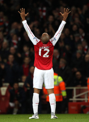 Thierry Henry stunned with 'amazing' Arsenal return | Football News | ESPN.co.uk