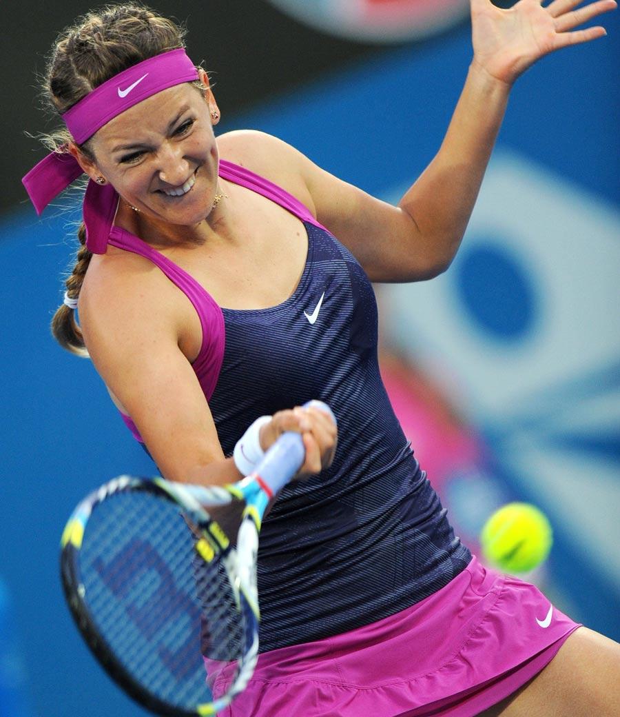 33495 - Azarenka sounds warning to Watson with Sydney win