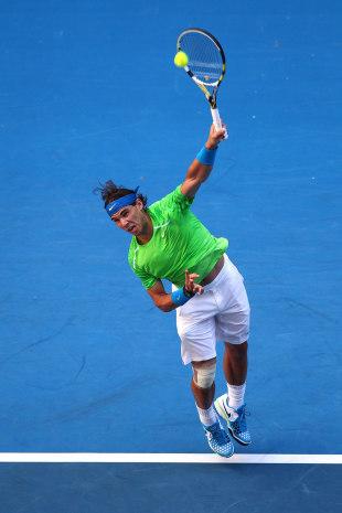 Rafael Nadal crushes Alex Kuznetsov in Australian Open ...