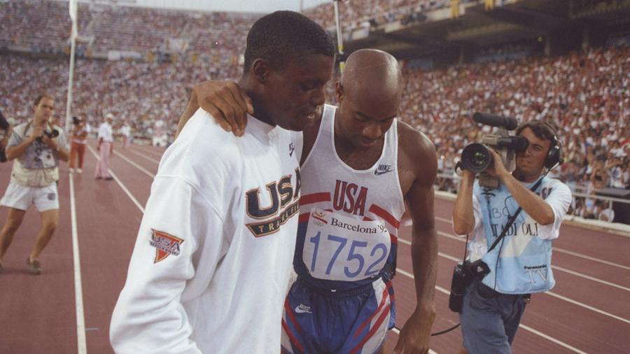 The longest-standing athletics records