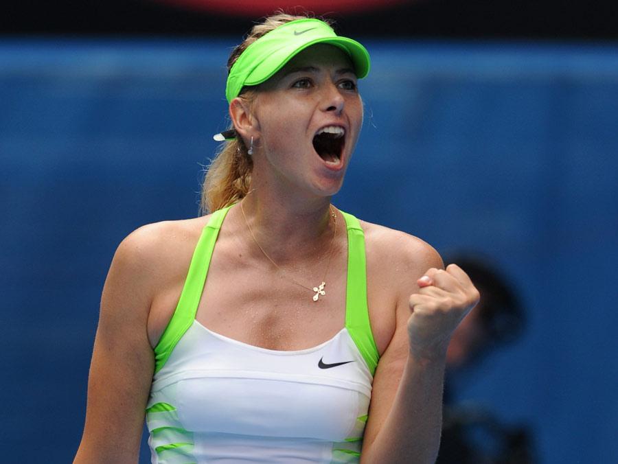 33864 - Kvitova, Serena and Sharapova breeze through