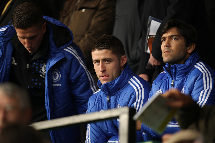 33885 - Gary Cahill not aiming to replace Terry