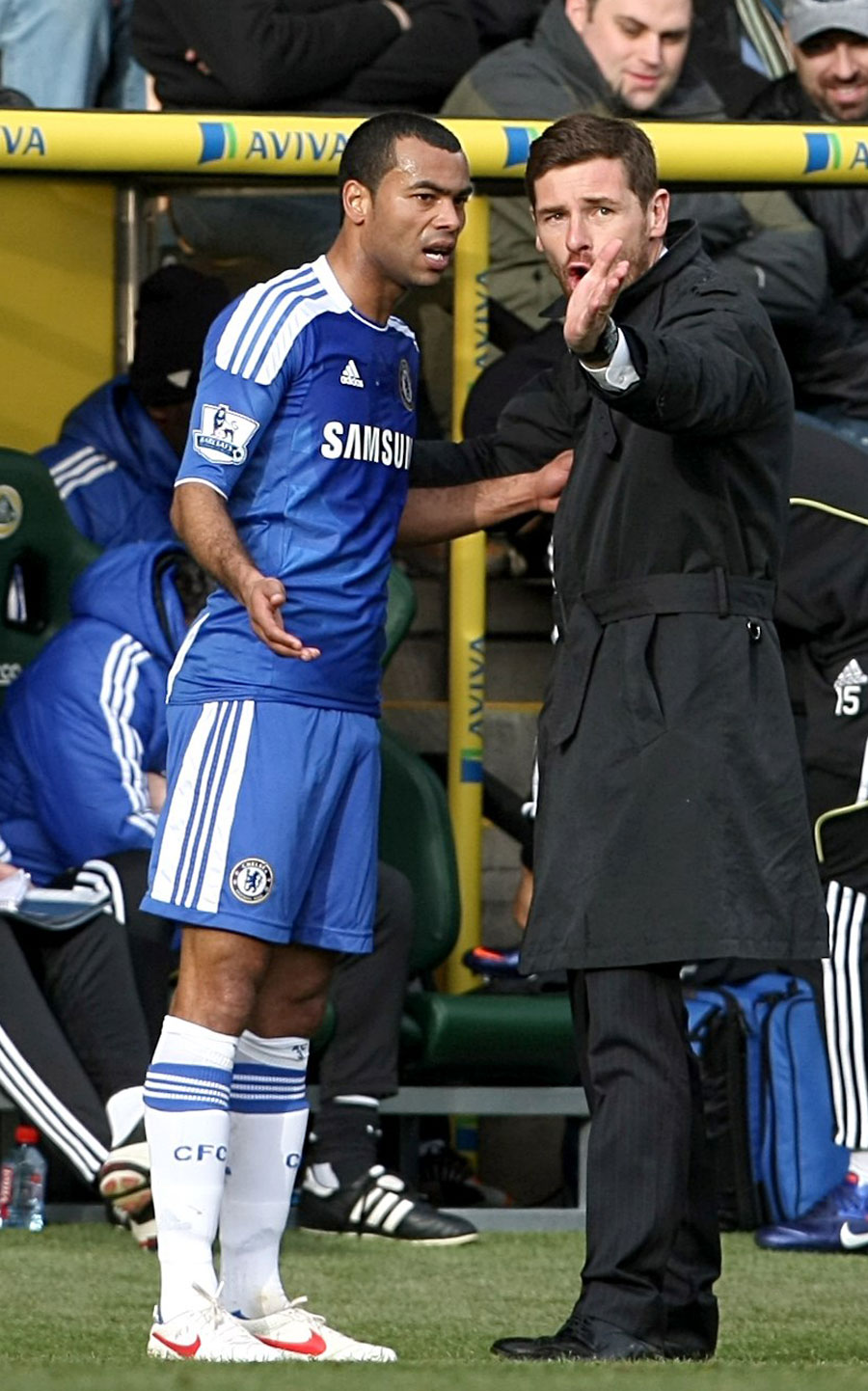 33892 - Chelsea sack Villas-Boas