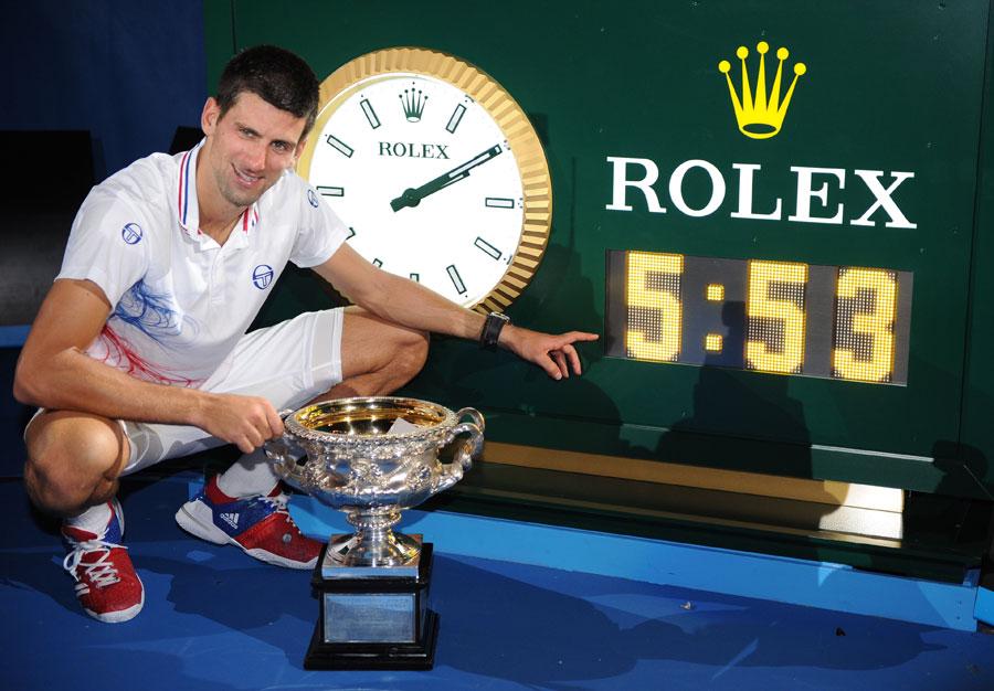 34304 - Djokovic-Nadal record-breaking final exposed