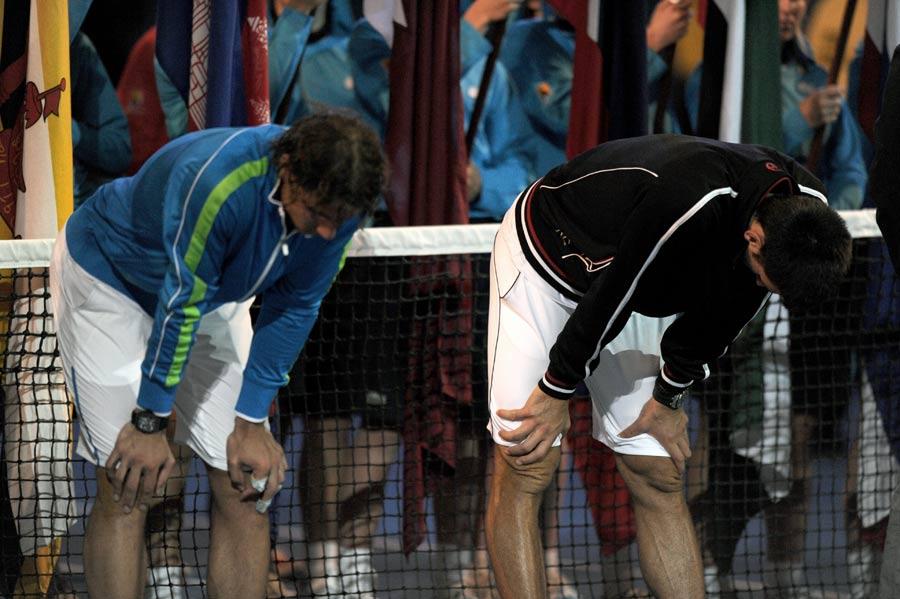 34331 - Djokovic-Nadal record-breaking final exposed