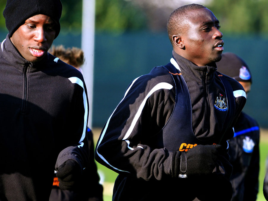 34455 - Pardew tells Toon fans to prepare for Cisse fireworks
