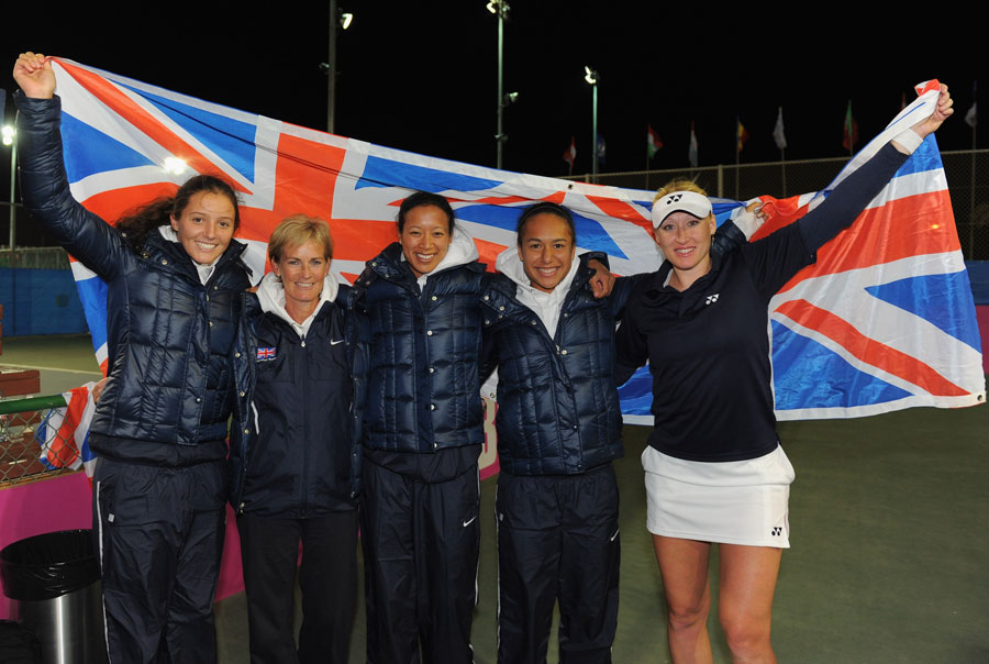 34517 - Exciting times ahead for Team GB - 'Proud' Murray