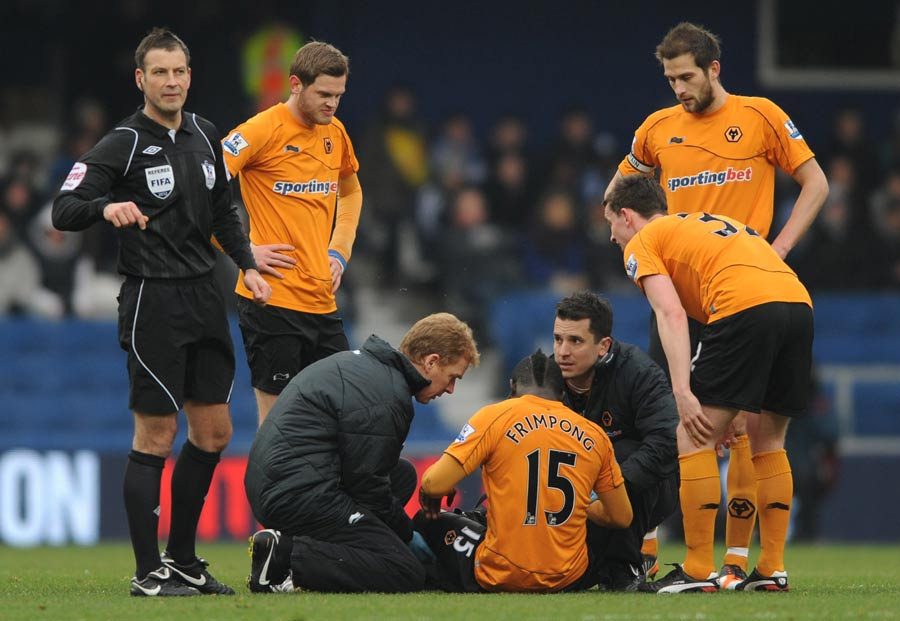 34526 - Crocked Frimpong ruled out for remainder of season