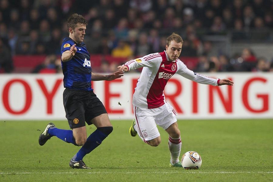 34904 - Eriksen snubbed City 'in ten seconds'