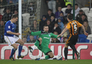 James Chester scores for Hull