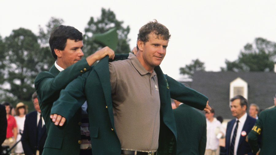 Sandy Lyle and the 'fifth major'