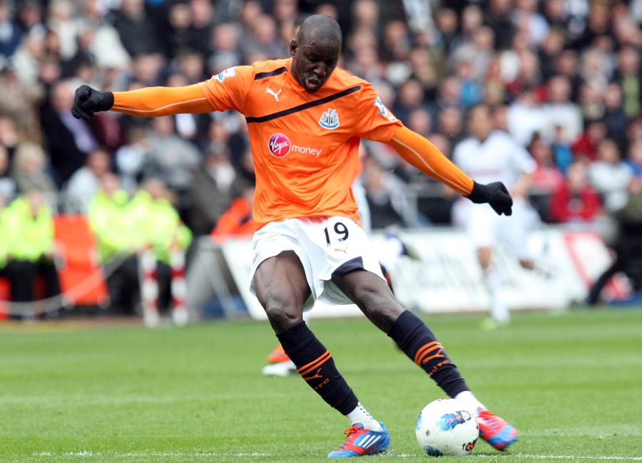 36616 - Demba Ba not planning Newcastle exit