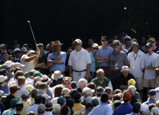 Phil Mickelson ditches driver at Masters for special three-wood   Golf News   ESPN.co.uk