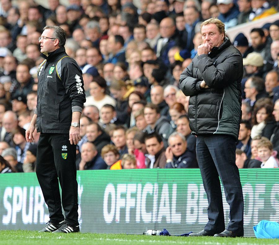 36782 - Norwich bullied us - Redknapp