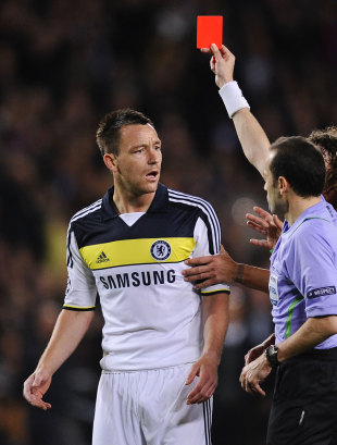 374122 - Sanchez 'completely shocked' by Terry's conduct