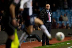 374252 - Aston Villa express 'full support' for McLeish