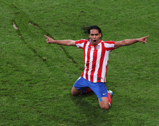 Falcao gives Chelsea glimmer of hope