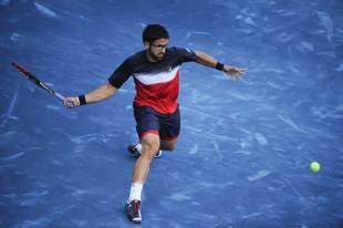 379382 - Tipsarevic topples listless Djokovic in Madrid