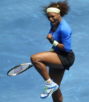 379752 - Sizzling Serena hammers Azarenka in Madrid final
