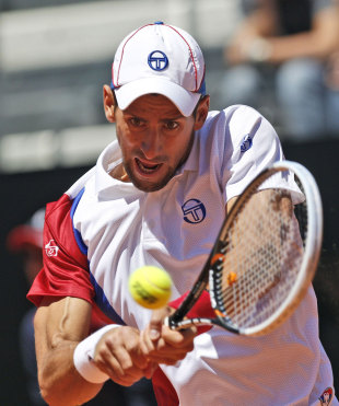 380992 - Djokovic sends Tsonga packing in Rome