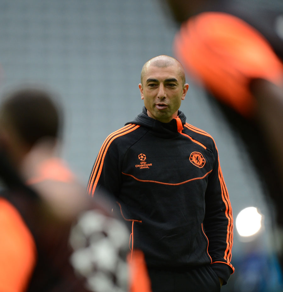 38145 - Di Matteo set to be offered one-year deal