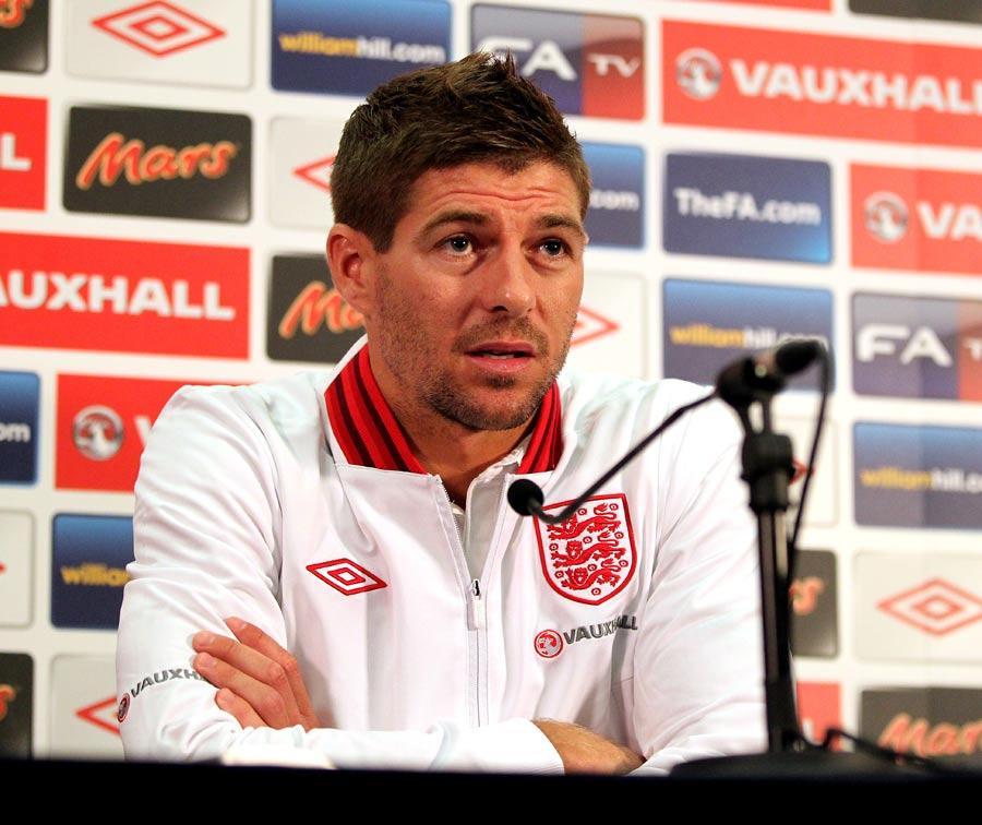 38601 - Gerrard: Time to silence England critics