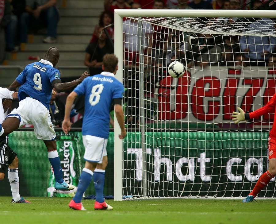 39559 - Italy's final run a 'dream' for Cesare Prandelli