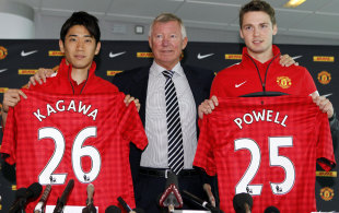 Manchester United Chief Expect 40 Million Summer Transfer Spend