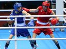 Luke Campbell fights Bulgaria's Detelin Dalakliev