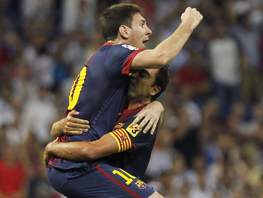 42182 - Messi breaks Pele's scoring record