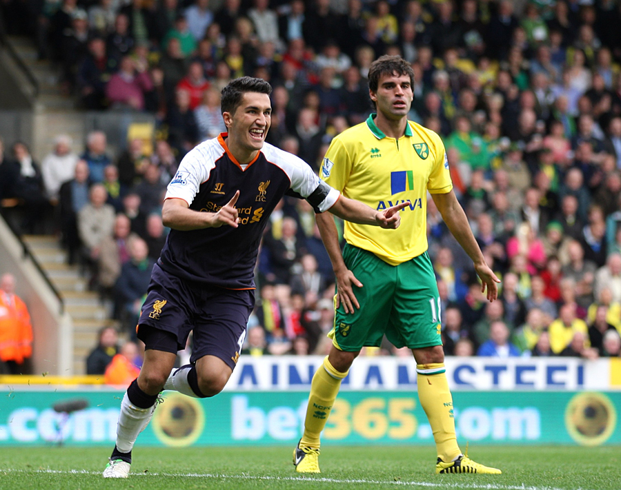 42724 - Liverpool end Sahin loan
