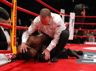 Top tens ten quotes that made audley harrison a farce for Farcical failure