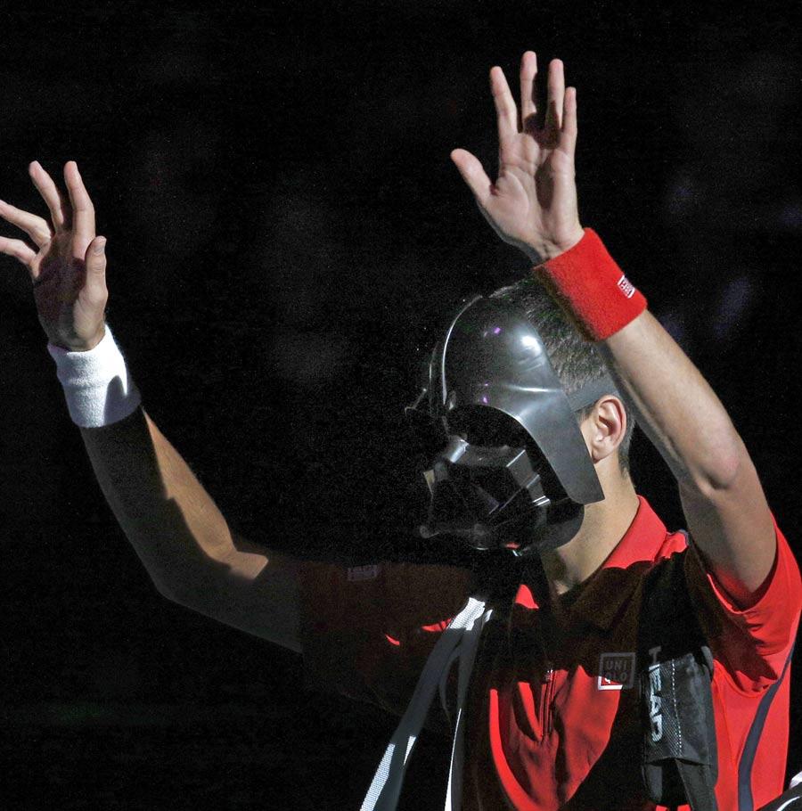 43563 - Djokovic dumped out in Halloween shocker