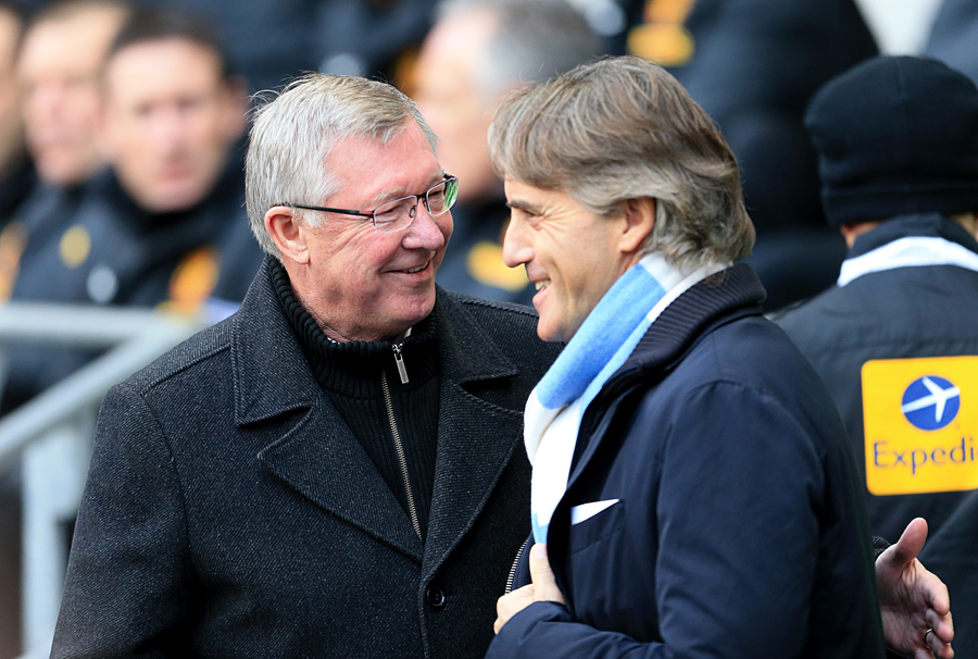 44540 - Mancini: City are better than United
